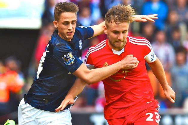 Luke Shaw Is a Gamble for Manchester United, but Now Is the Time to Take It