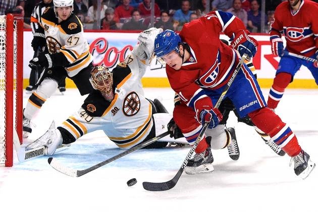 Boston Bruins vs. Montreal Canadiens Game 6: Live Score and Highlights