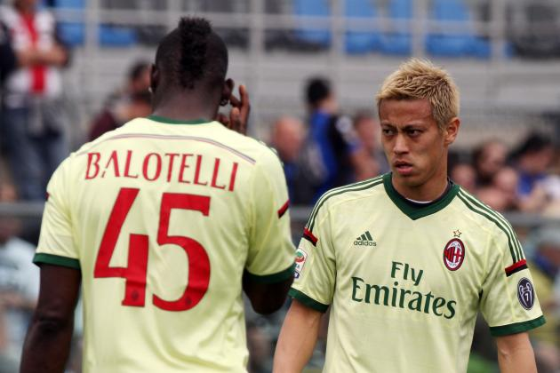 AC Milan: What Should the Rossoneri Do with Keisuke Honda?