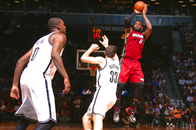 Nets vs. Heat Game 4: Live Score, Highlights and Reaction