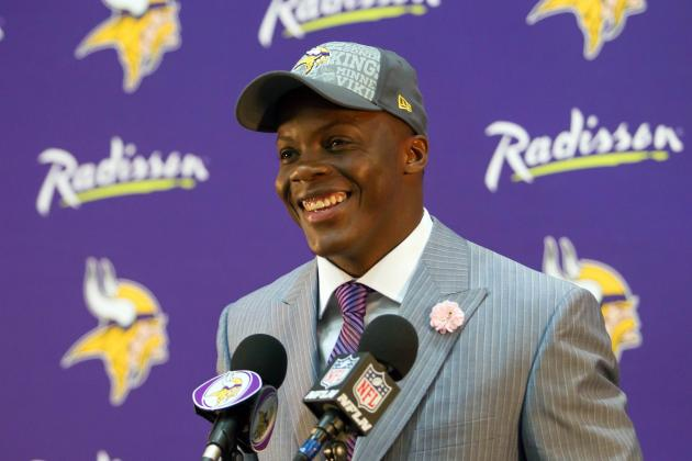 NFL Draft Grades 2014: Full Results and Letter Scores for Each Franchise