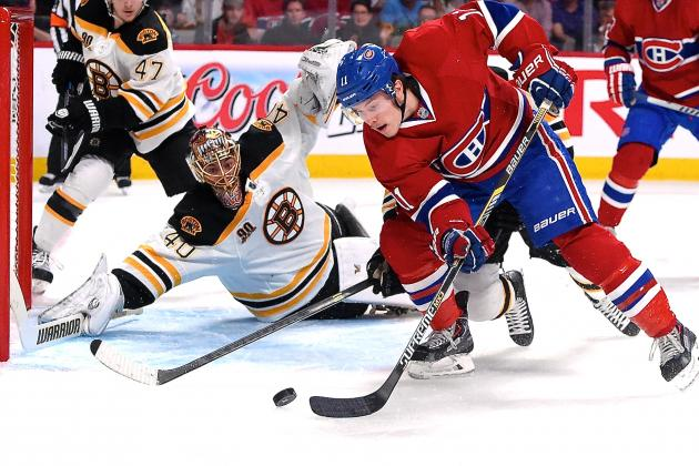 Canadiens vs. Bruins: Game 6 Score and Twitter Reaction from 2014 NHL Playoffs