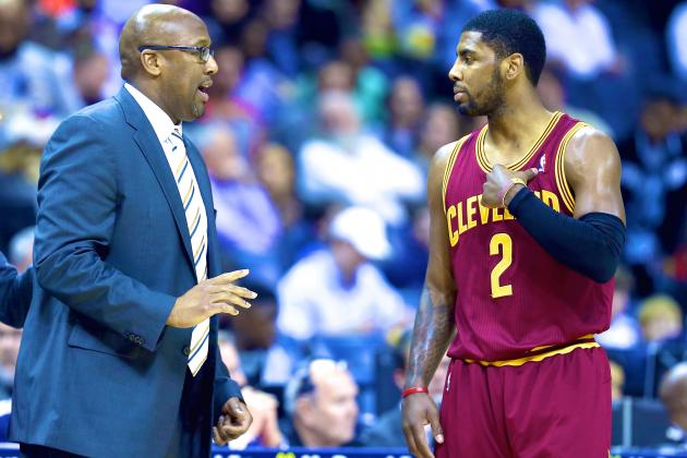 Cleveland Cavaliers Need Stability to Salvage Future with Kyrie Irving