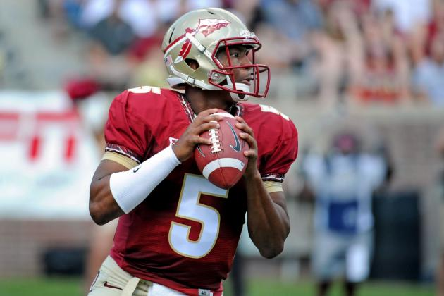 Jameis Winston's off-the-Field Troubles Won't Deflate 2015 NFL Draft Stock