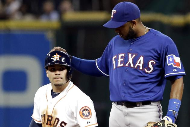 Beltre and Odor Homer in Rangers 4-0 Win