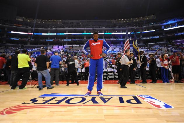 Will DeAndre Jordan's Development Push LA Clippers to a Title?