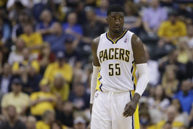 Is Roy Hibbert Back to Form for Indiana Pacers?