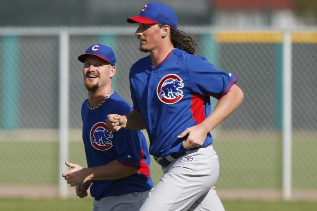 Wood Feels for Samardzija