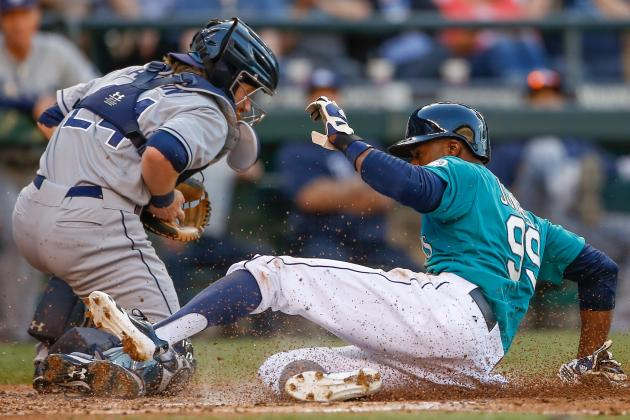 Mariners Make It Easy for Hernandez, Top Rays 12-5