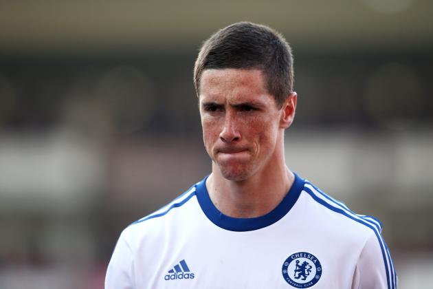 The Demise of Fernando Torres: From World Cup Winner to Missing Brazil 2014?
