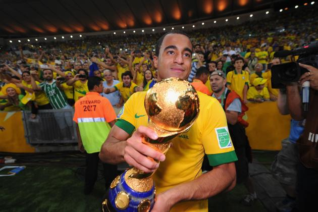 What Does the International Future Hold for Lucas Moura, Damiao and Pato?