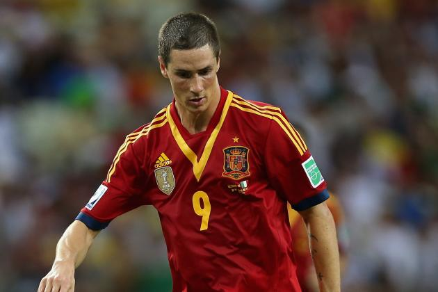 Spain World Cup Roster 2014: Full 30-Man Squad and Starting 11 Projections