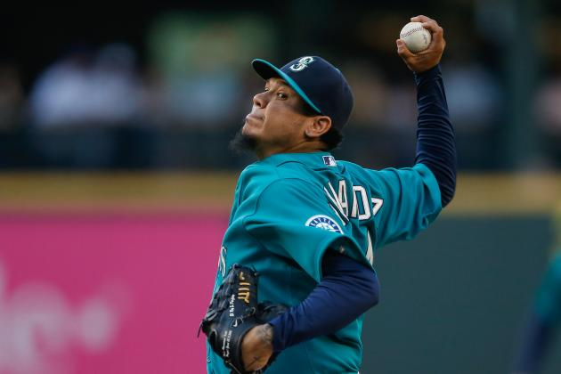 Mariners Offense Rolls over Rays