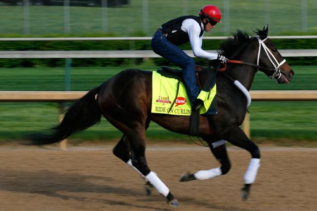 Preakness Picks 2014: Vegas Odds and Predictions Heading in to Post Draw
