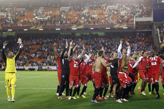 Europa League Final: Sevilla vs. Benfica Key Battles Featuring Garay and Rakitic