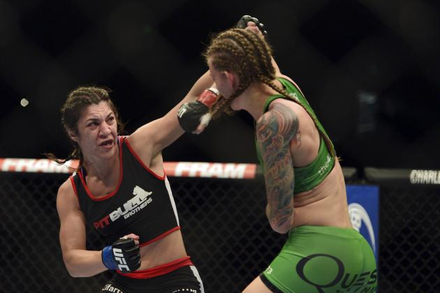Bethe Correia Proves Savvy by Challenging the Four Horsewomen