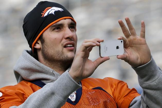 Broncos' Brock Osweiler Set to Graduate from Arizona State