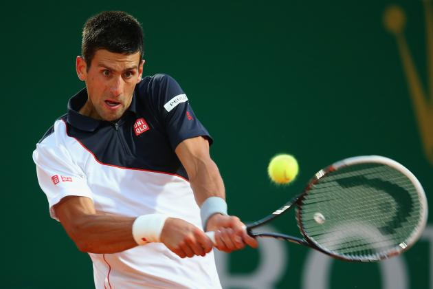 Novak Djokovic vs. Radek Stepanek: Score and Recap from 2014 Rome Masters