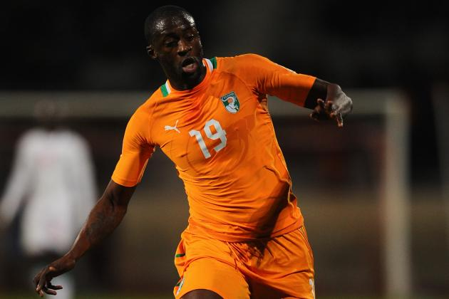 Ivory Coast World Cup Roster 2014: Full 28-Man Squad and Starting 11 Projections
