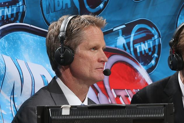 Report: New York Knicks Prefer 4-Year Contract for Steve Kerr
