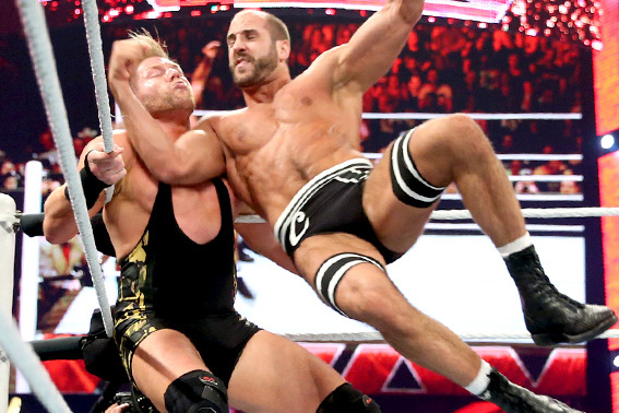 Daniel Bryan's Absence Marks Cesaro's Time to Shine