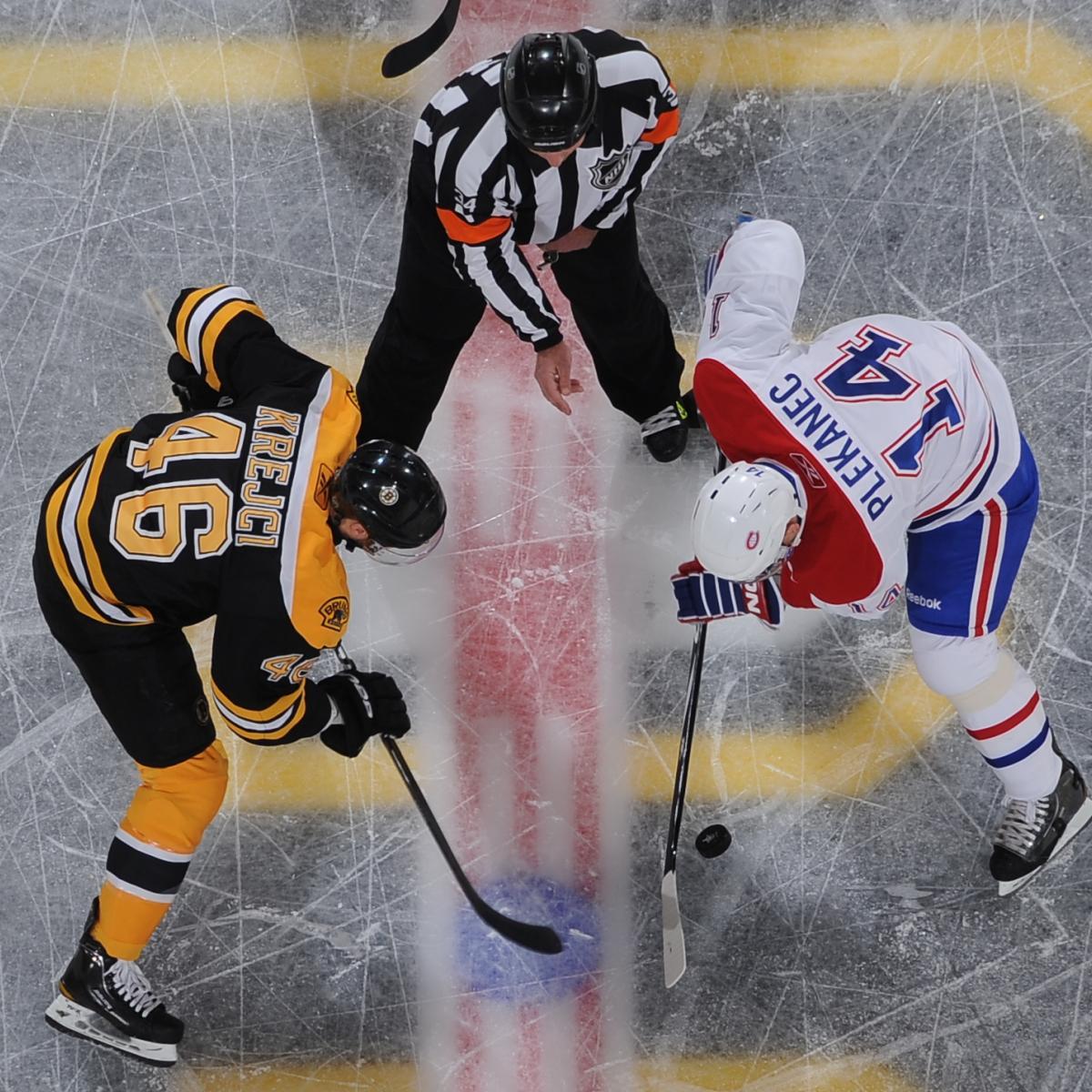 Montreal Canadiens Vs. Boston Bruins Game 7: Keys For Each