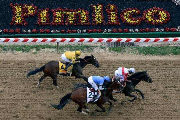 Preakness Post Draw 2014: Start Time, Entry Lineup and TV Schedule