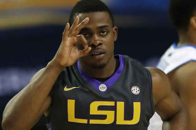 Three Players Not Returning to LSU Hoops Team Next Season