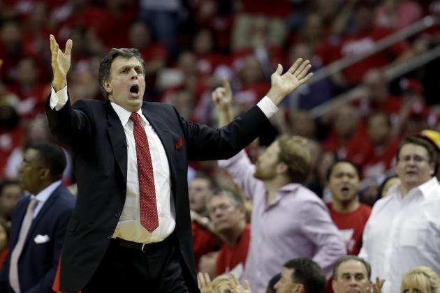 Should Next Season Be Make-or-Break Year for Houston Rockets' Kevin McHale?
