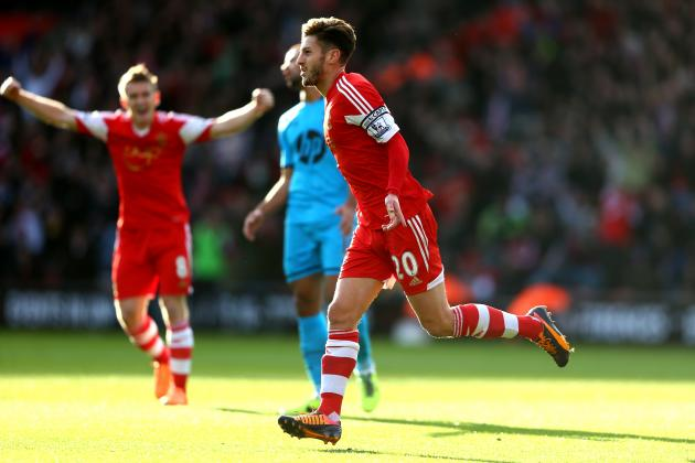 Adam Lallana to Liverpool: Latest Transfer Details, Reaction and More