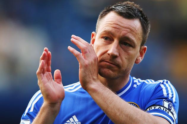 John Terry and Chelsea Agree on 1-Year Contact Extension