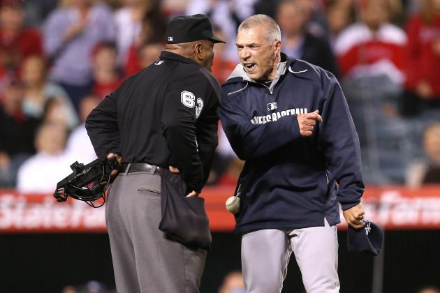 How the New MLB Instant Replay System Is Affecting Manager Ejections