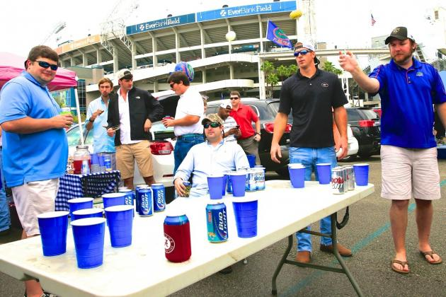 Why SEC Football Teams Should Sell Beer at Football Games