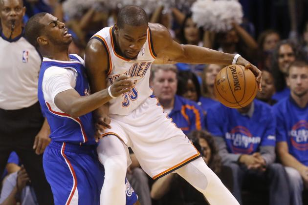 Clippers vs. Thunder: How Oklahoma City Can Take Control of the Series