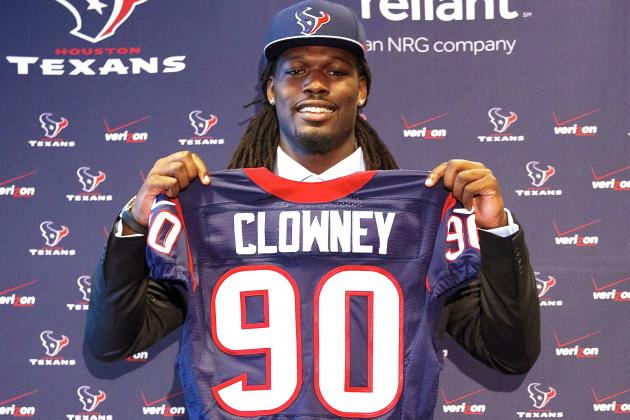 What Will the Houston Texans Pass Rush Look Like with Jadeveon Clowney?