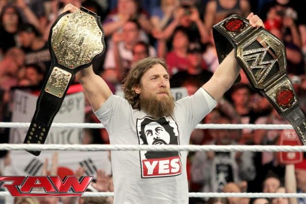 WWE Needs to Strip Daniel Bryan of the WWE World Heavyweight Title