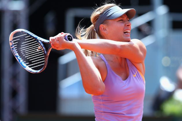 What Maria Sharapova's Loss to Angelique Kerber Means for US Open