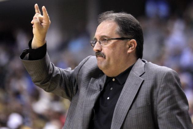 Report: Detroit Pistons Want Stan Van Gundy to Coach, Run Basketball Operations