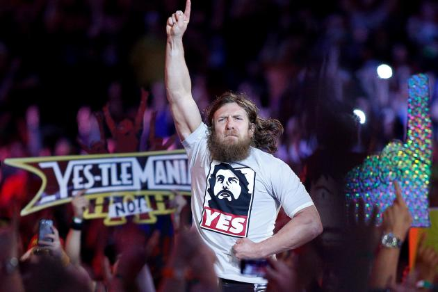 WWE Wisely Being Patient with WWE Title and Daniel Bryan's Neck Injury