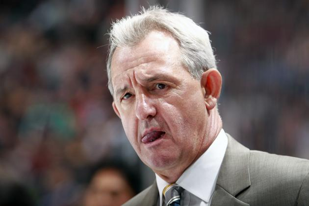 Darryl Sutter's Poor Decisions Costing Los Angeles Kings in Round 2