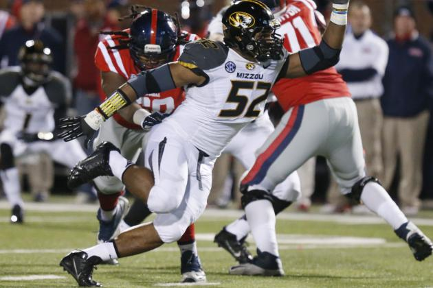 2014 NFL Draft: Why Michael Sam and the St. Louis Rams Are a Perfect Match