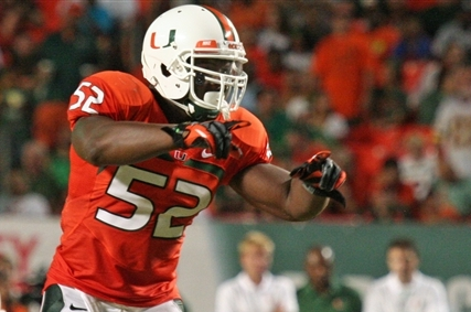 Breaking Down Where Denzel Perryman Landed on First 2015 NFL Draft Big Boards