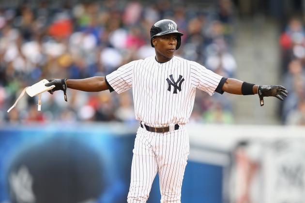 Yankees' Alfonso Soriano Becomes 7th Player with 1,000 Hits in Both Leagues