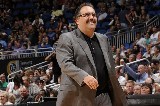 Stan Van Gundy Would Make Golden State Warriors Forget About Mark Jackson