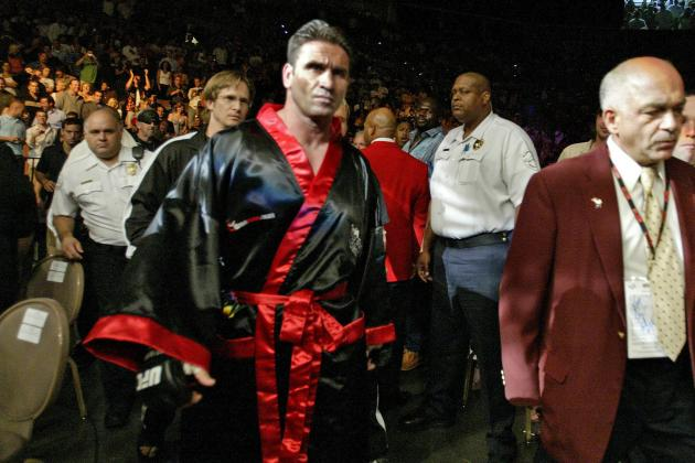 Ken Shamrock: Jay-Z's Bodyguard 'Didn't Know What His Job Was'