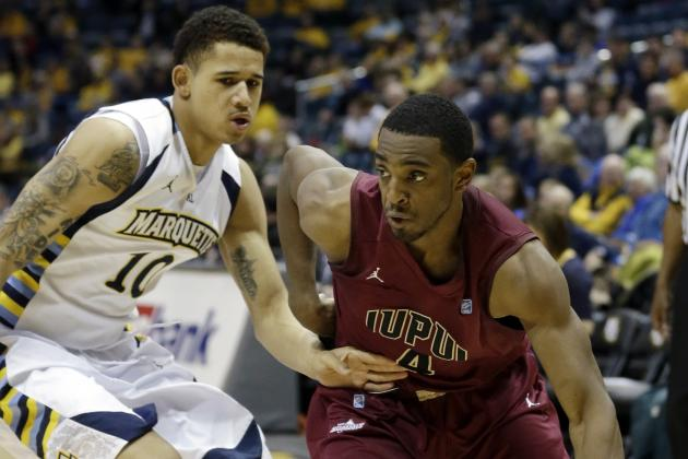 IUPUI Transfer Ian Chiles Heading to Tennessee
