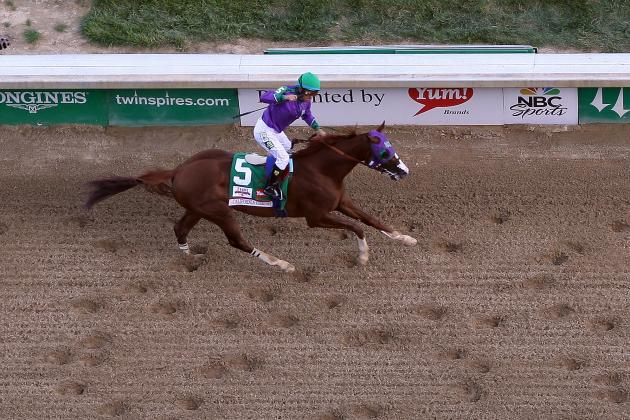 California Chrome's Updated Preakness Odds Before Post Positions Draw
