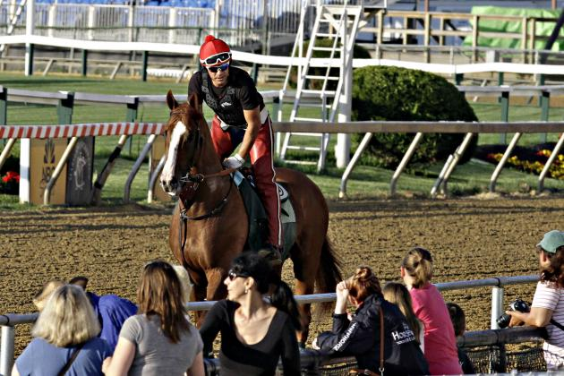 2014 Preakness: TV and Live Stream Info for Post Positions Draw
