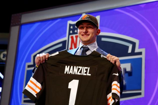 Johnny Manziel the Reason Browns Ban National Media from Rookie Minicamp
