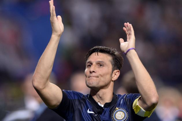'Zanetti Will Be Vice-President of Inter,' Announces Moratti